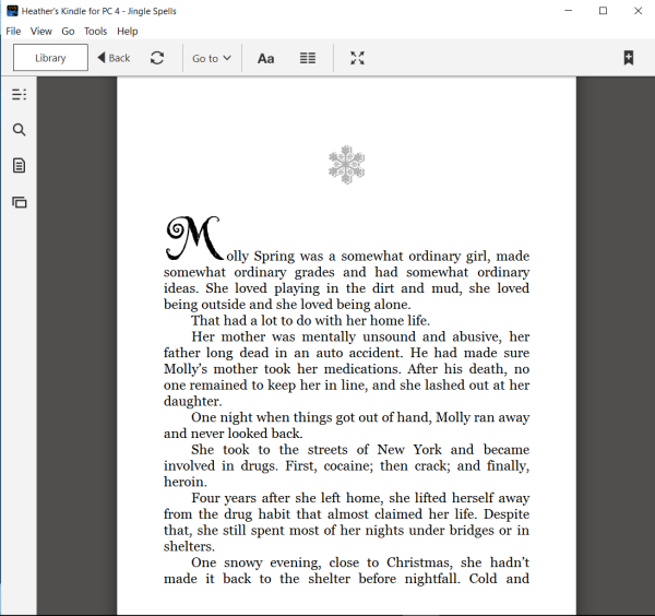 Ebook - Jingle Spells Anthology